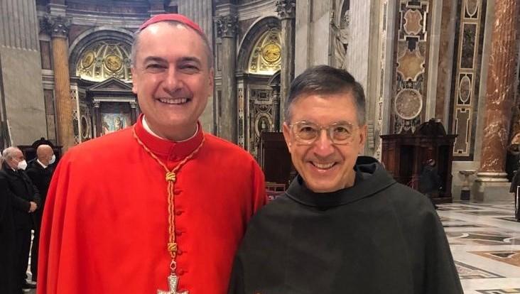 Cardinal Mauro Gambetti OFM Conv.