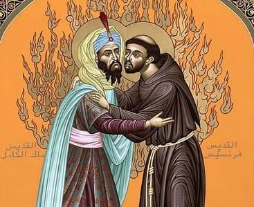 Dates with Saint Francis & Sultan Malik al-Kamil