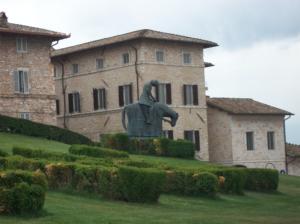Elijah in Assisi