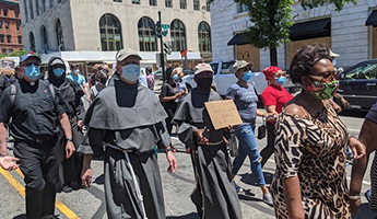Friars in DC Share Thoughts