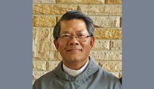 Bishop Vincent Long OFM Conv.
