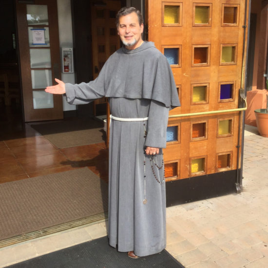 Friar in the News