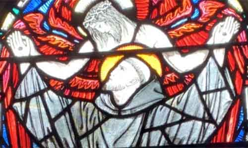 Stigmata of St. Francis of Assisi